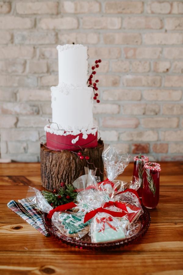 Cozy Chicago Christmas Wedding Inspiration (69)