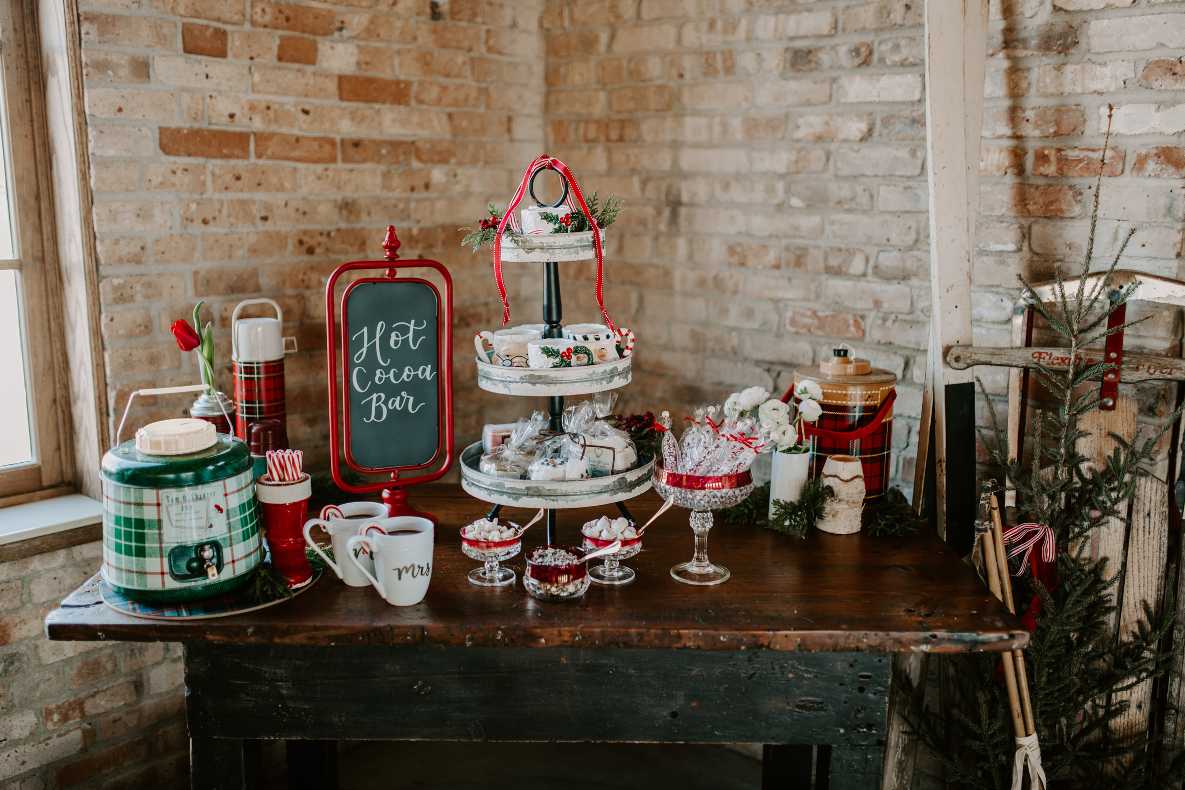 Hot Chocolate Bar for Wedding (1)