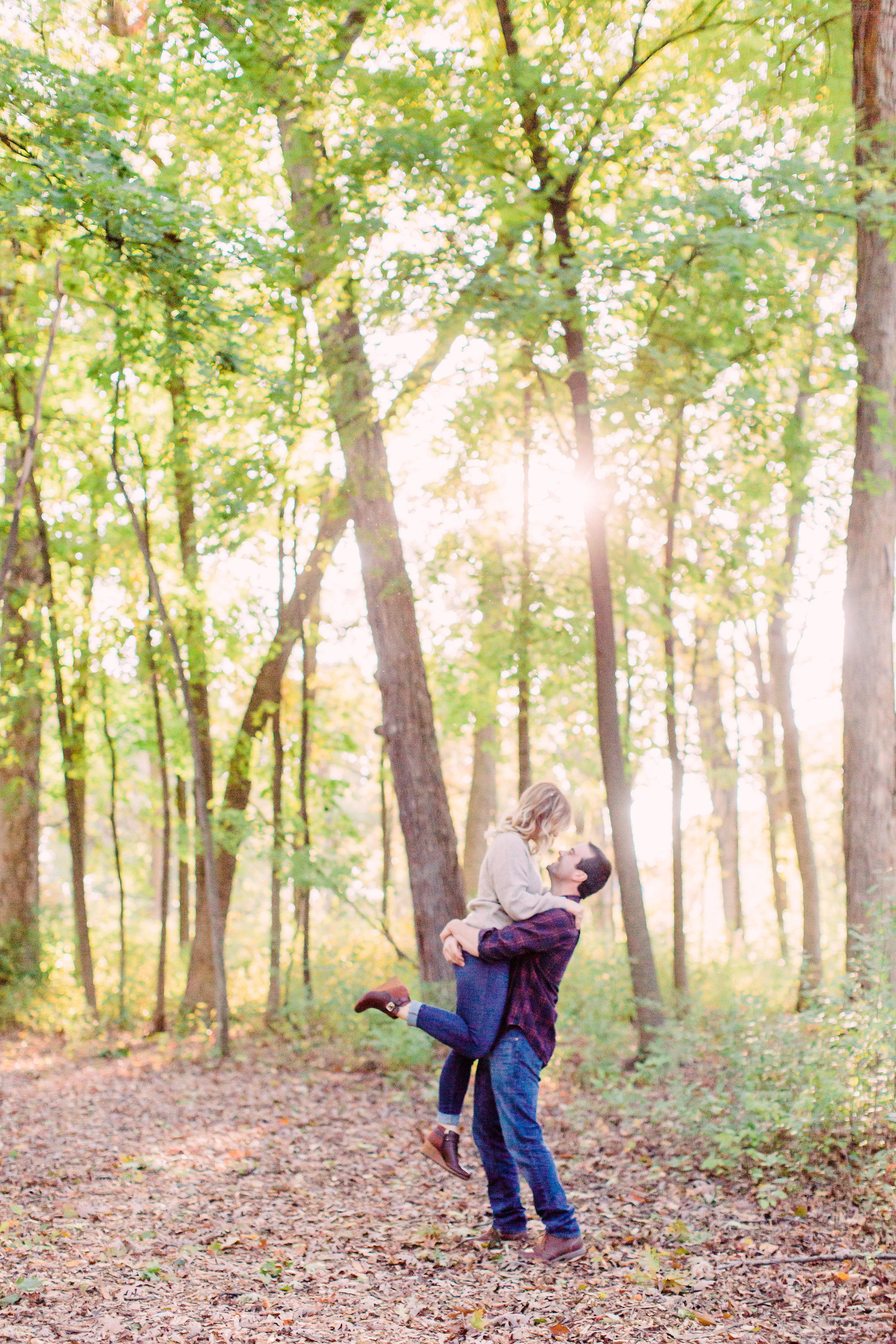 Wheaton Engagement Session Photography by Lauryn (32)