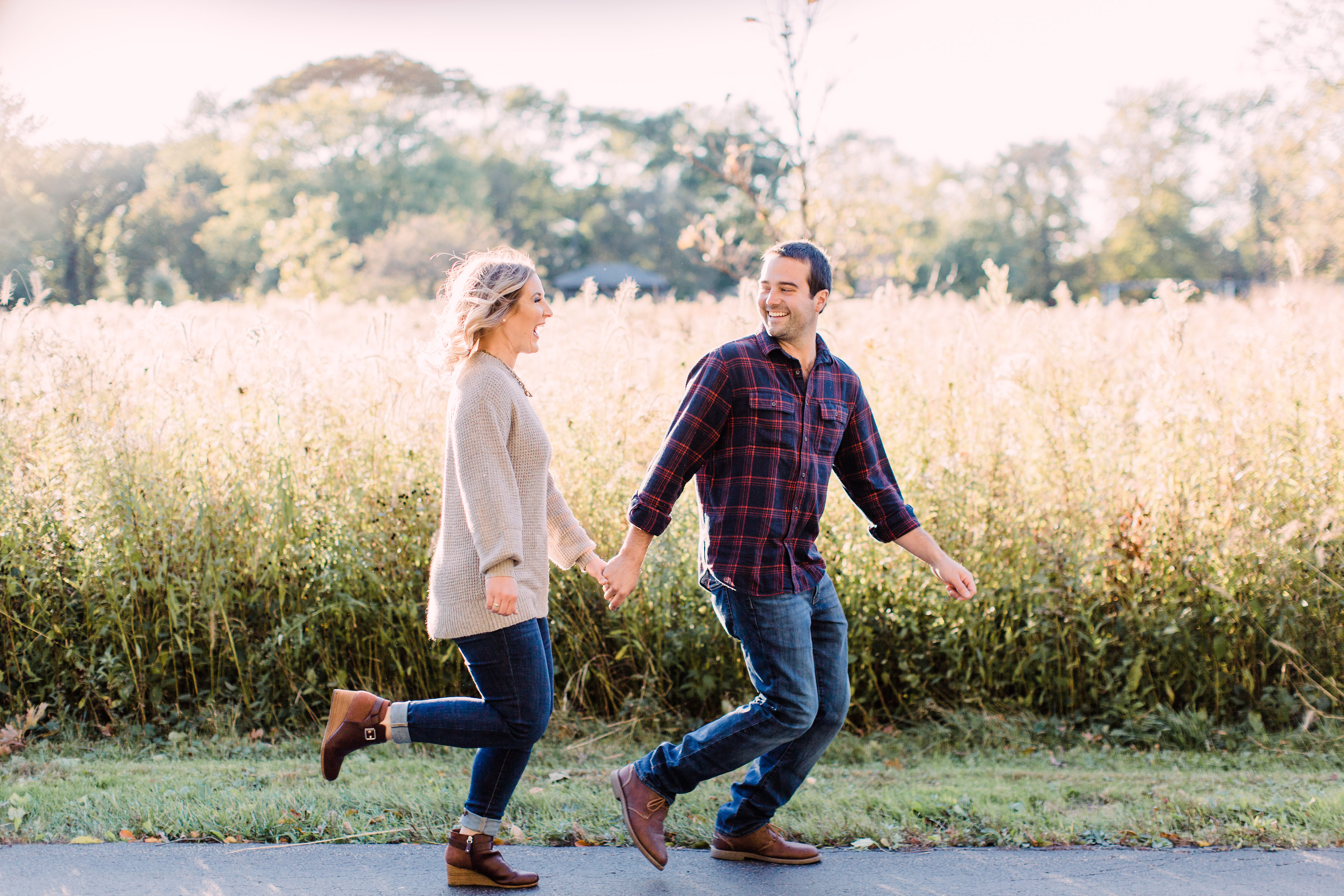 Wheaton Engagement Session Photography by Lauryn (50)