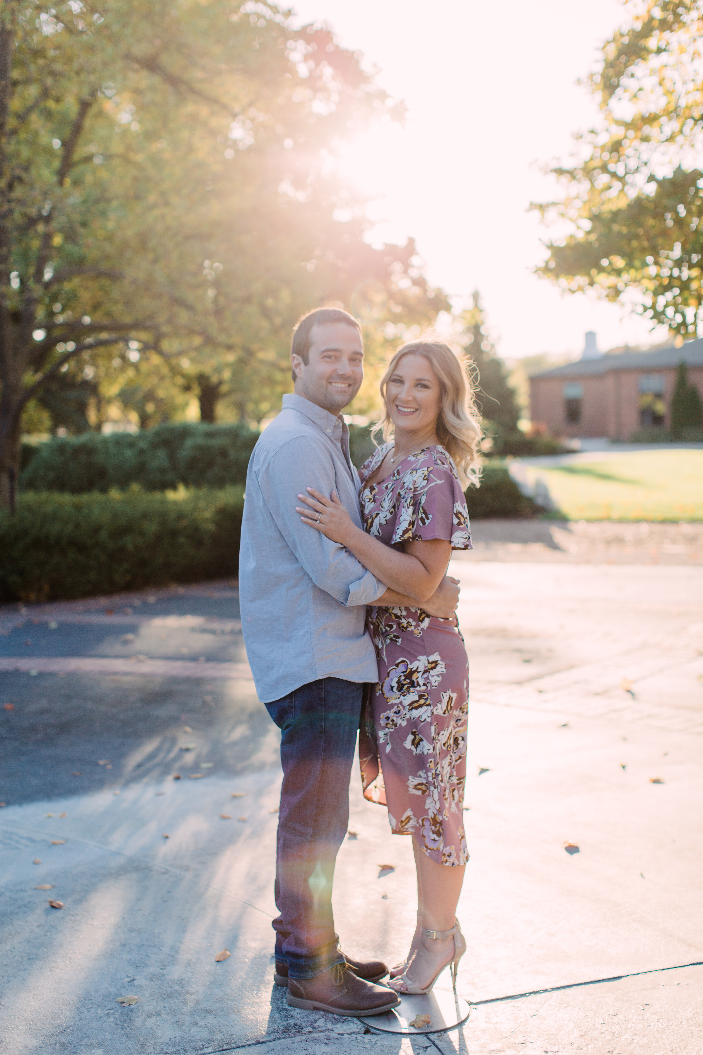 Wheaton Engagement Session Photography by Lauryn (51)
