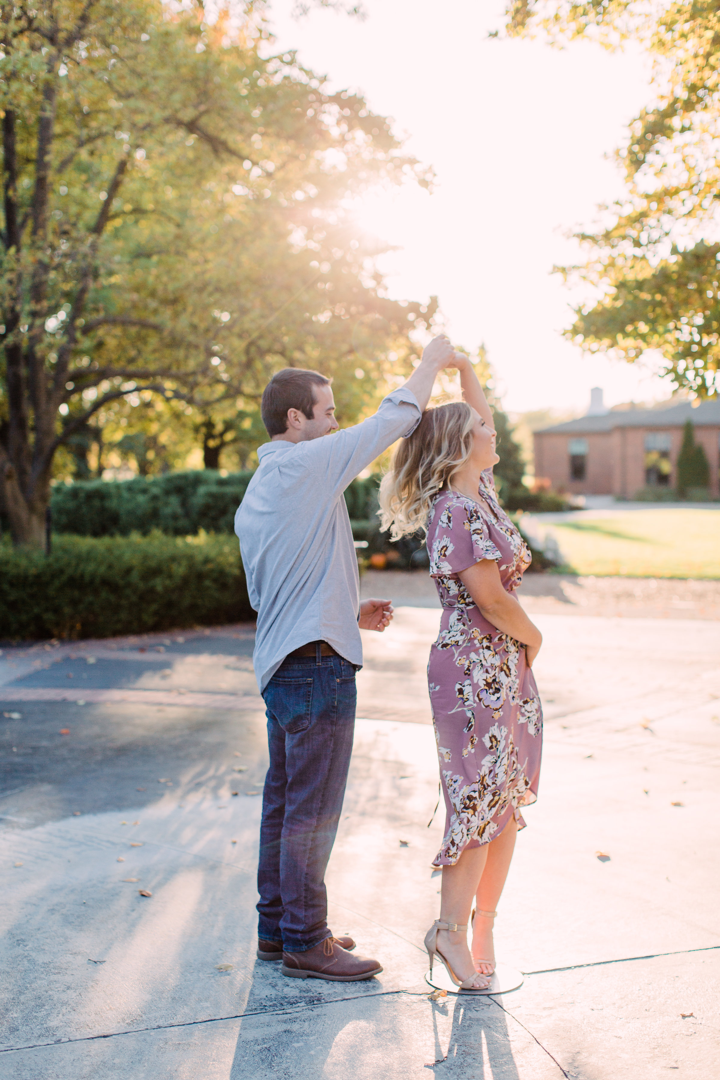 Wheaton Engagement Session Photography by Lauryn (52)