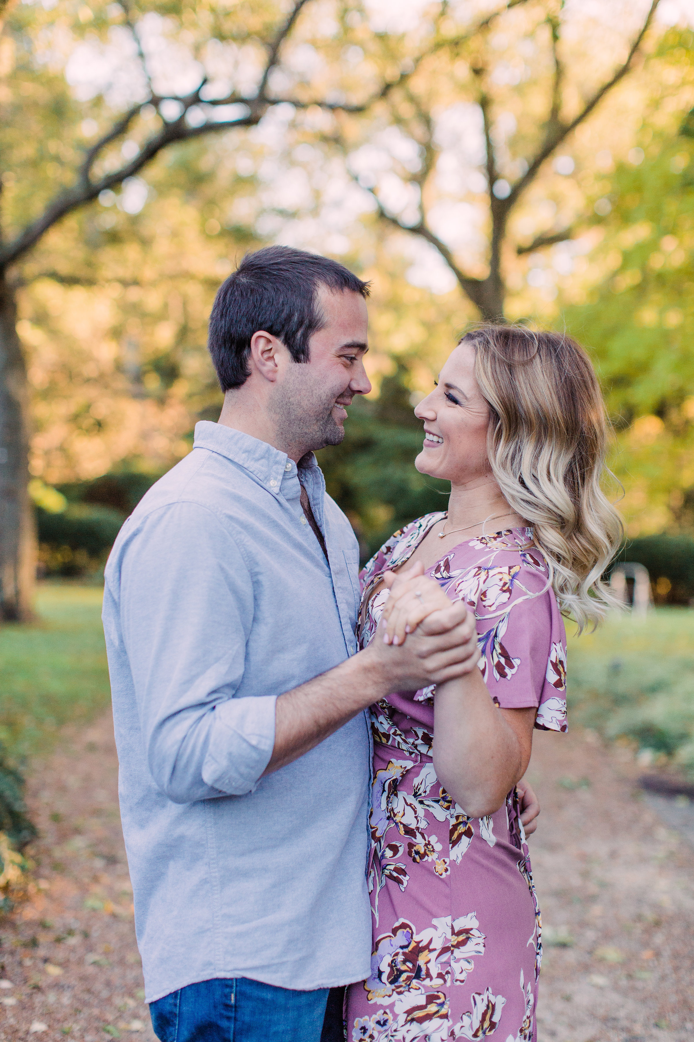Wheaton Engagement Session Photography by Lauryn (57)