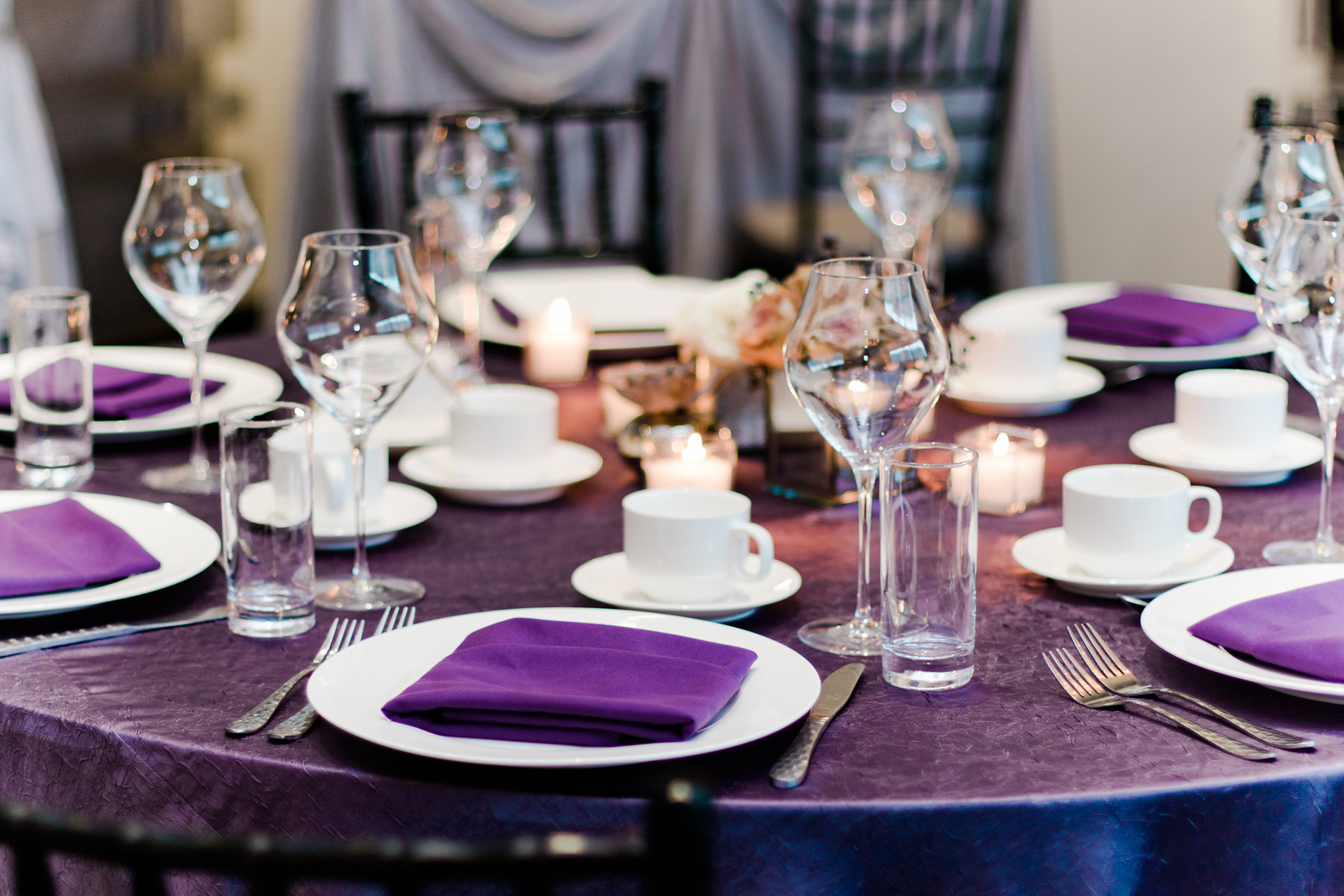 Ivy Hotel Chicago Wedding| Events With Ambiance| Chicago Wedding Planner