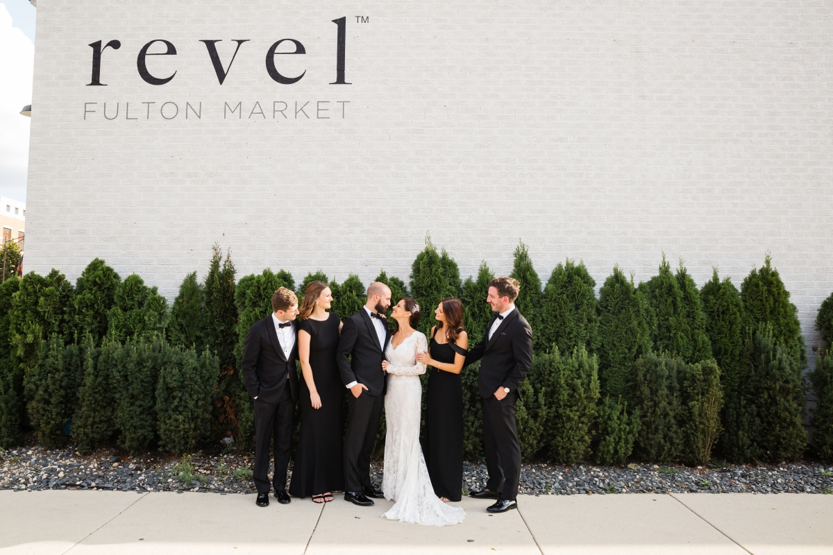 Chicago Revel Fulton Market Wedding