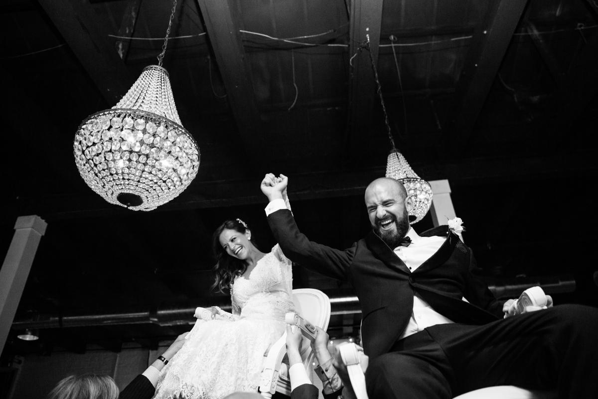 Jewish Wedding in Chicago