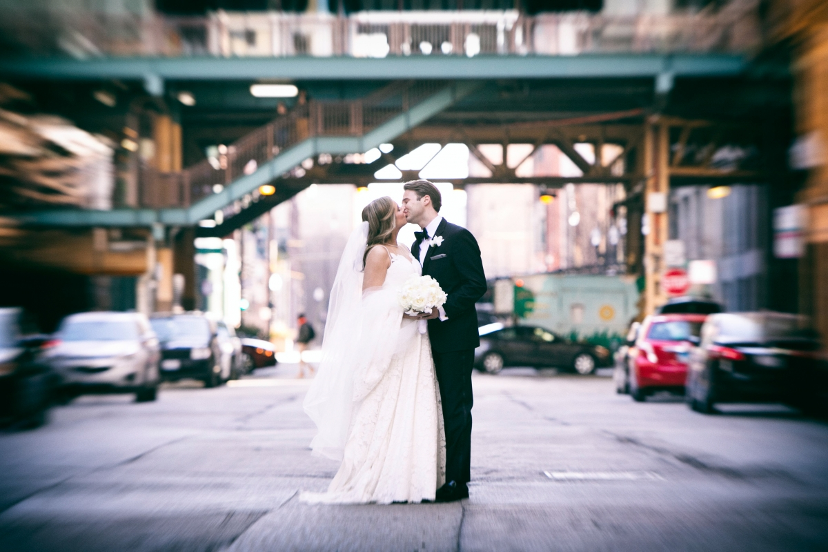 Chicago Wedding at The Standard Club