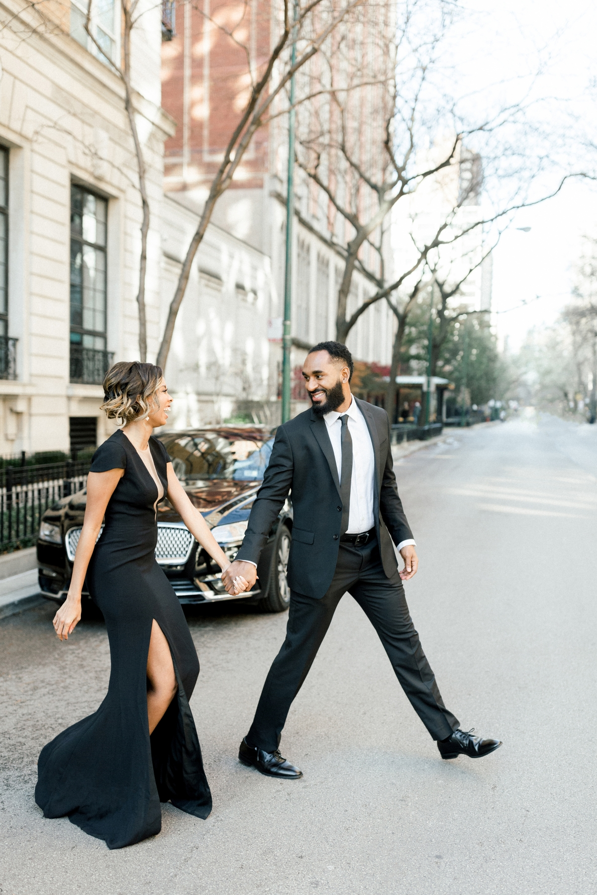Aisle Society Minted Glam Engagement Session Lisa Hufford 16