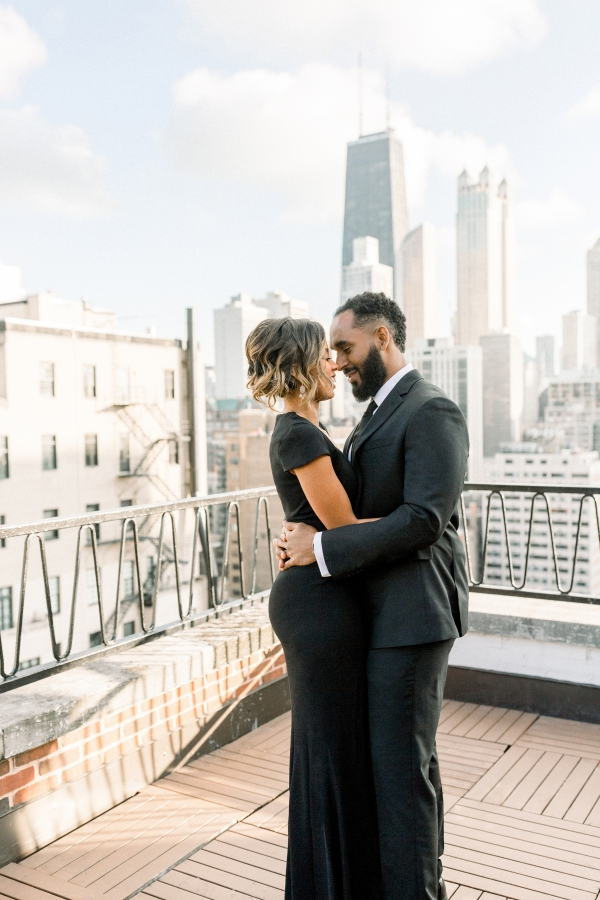Aisle Society Minted Glam Engagement Session Lisa Hufford (24)