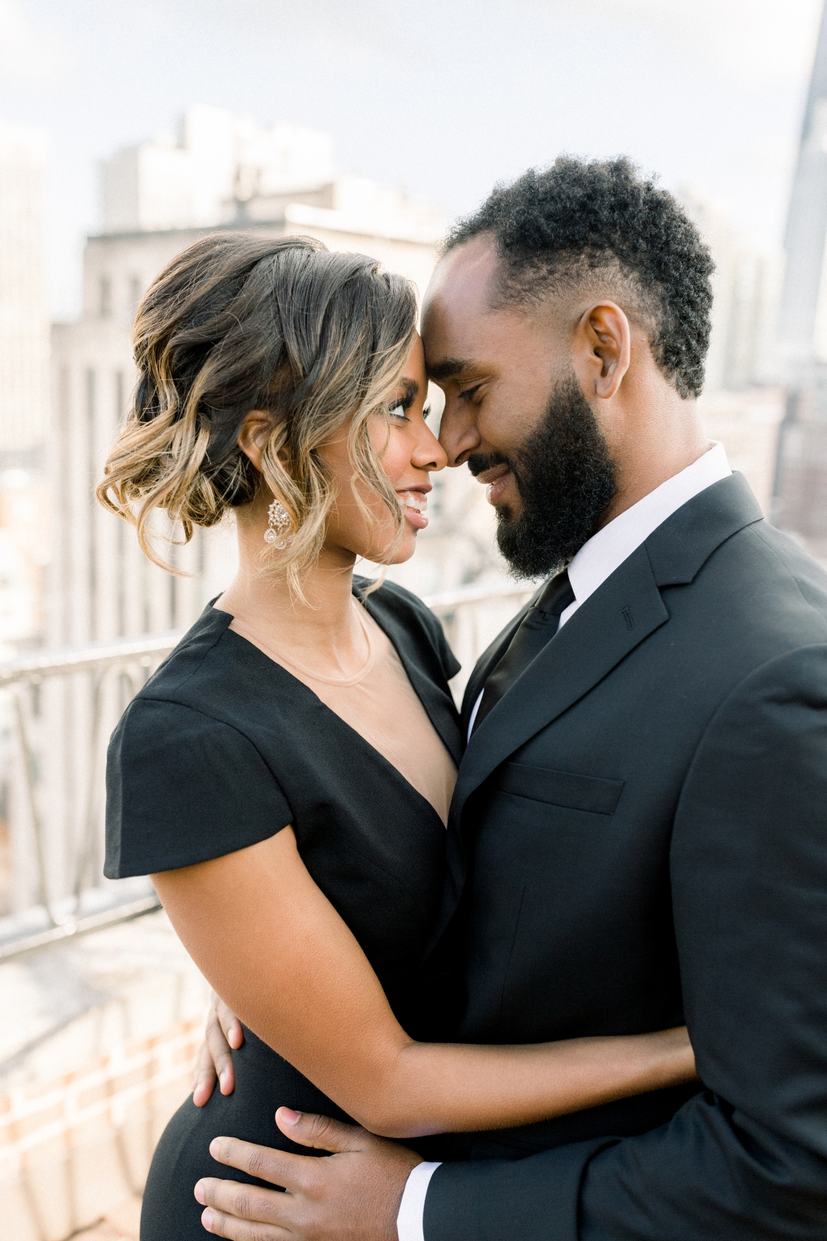 Aisle Society Minted Glam Engagement Session Lisa Hufford 27