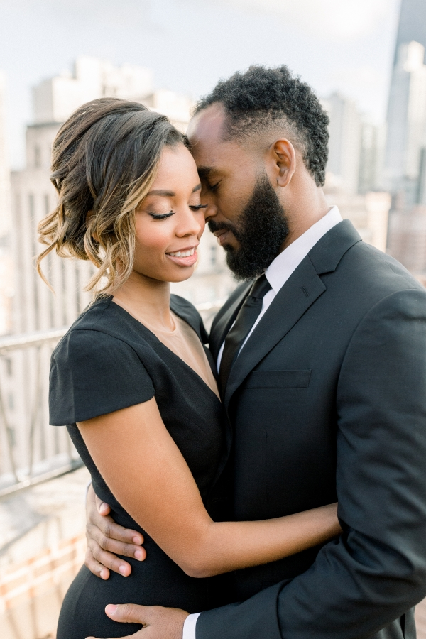 Aisle Society Minted Glam Engagement Session Lisa Hufford (28)
