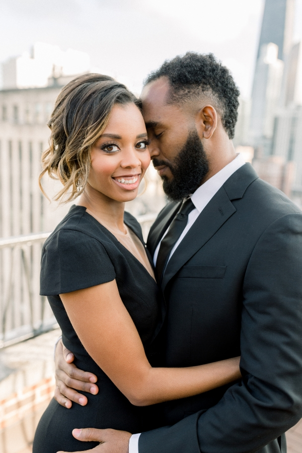 Aisle Society Minted Glam Engagement Session Lisa Hufford (29)
