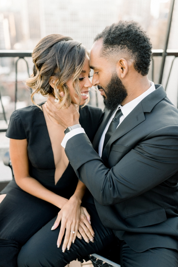 Aisle Society Minted Glam Engagement Session Lisa Hufford (33)