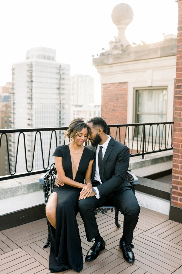 Aisle Society Minted Glam Engagement Session Lisa Hufford (34)