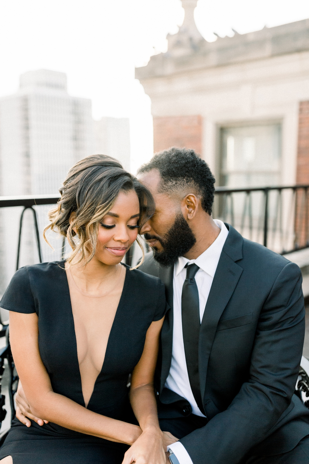 Aisle Society Minted Glam Engagement Session Lisa Hufford 35