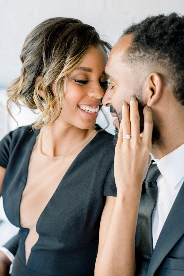 Aisle Society Minted Glam Engagement Session Lisa Hufford (47)