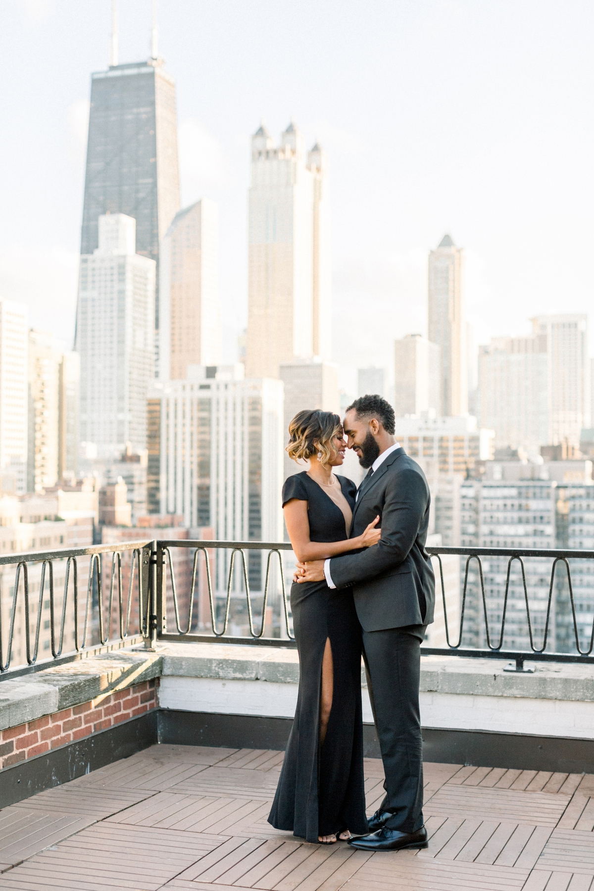 Aisle Society Minted Glam Engagement Session Lisa Hufford 48