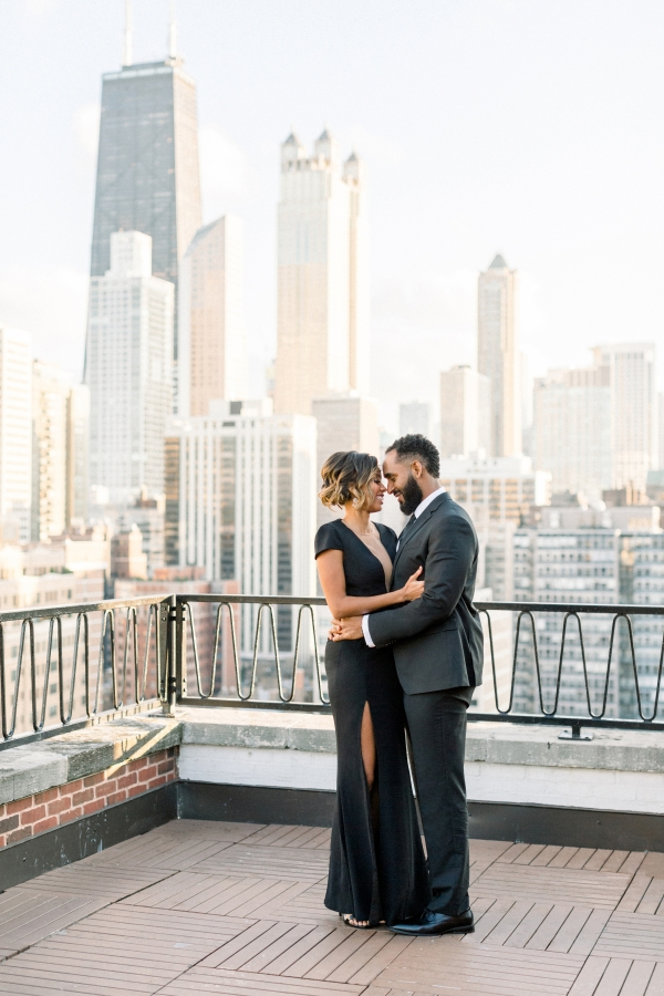 Aisle Society Minted Glam Engagement Session Lisa Hufford (49)