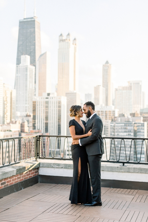 Aisle Society Minted Glam Engagement Session Lisa Hufford (50)
