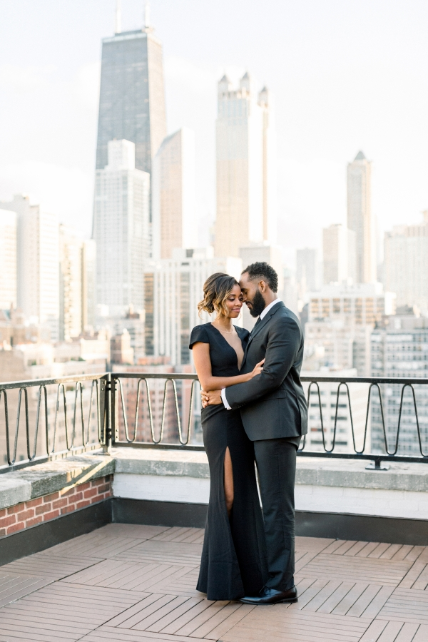 Aisle Society Minted Glam Engagement Session Lisa Hufford (53)
