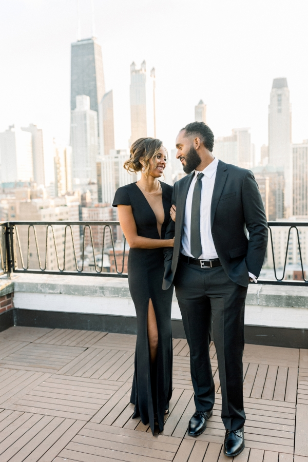 Aisle Society Minted Glam Engagement Session Lisa Hufford (56)