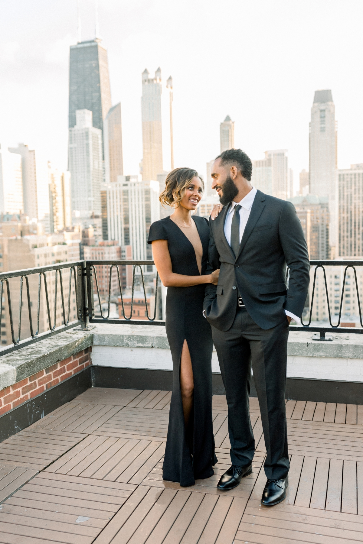 Aisle Society Minted Glam Engagement Session Lisa Hufford 59