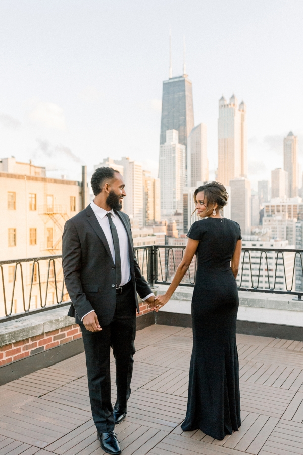 Aisle Society Minted Glam Engagement Session Lisa Hufford (71)