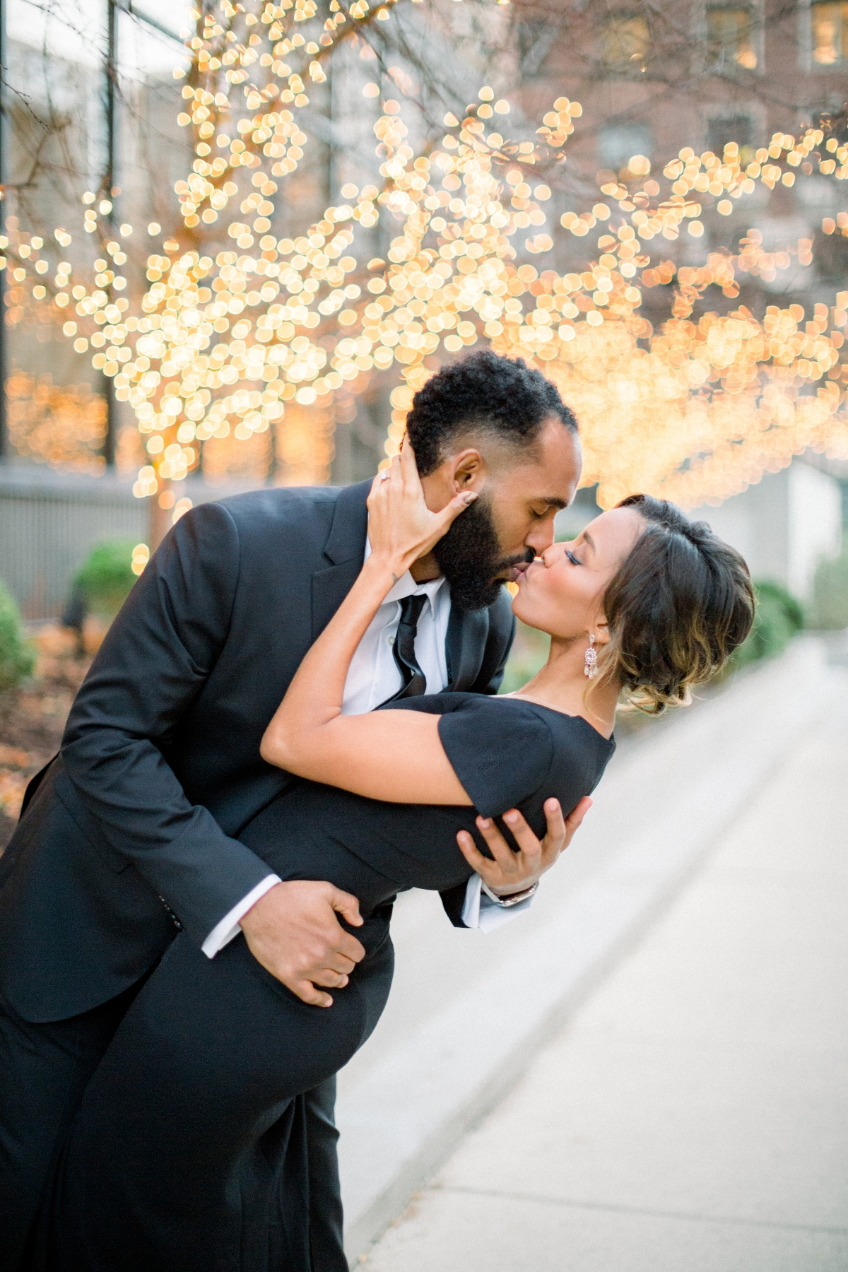 Aisle Society Minted Glam Engagement Session Lisa Hufford 81