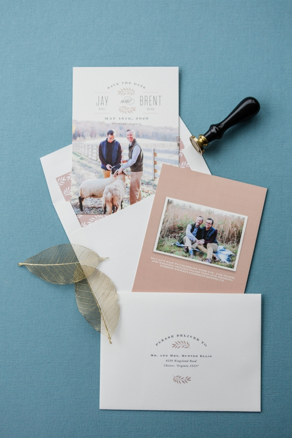 Aisle Society for Minted Save the Dates Photography by Lauryn (1)