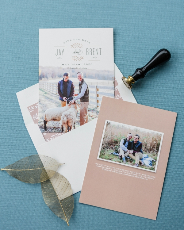 Aisle Society for Minted Save the Dates Photography by Lauryn (2)