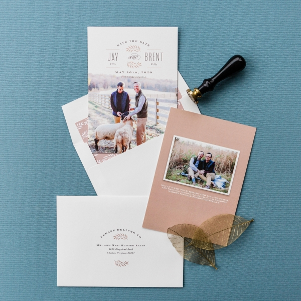 Aisle Society for Minted Save the Dates Photography by Lauryn (3)