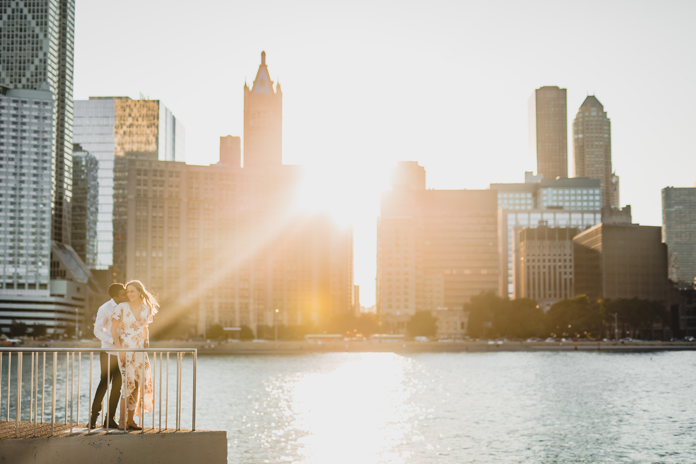 Aisle Society for Minted Skyline Engagement Session Rockland Rue (25)