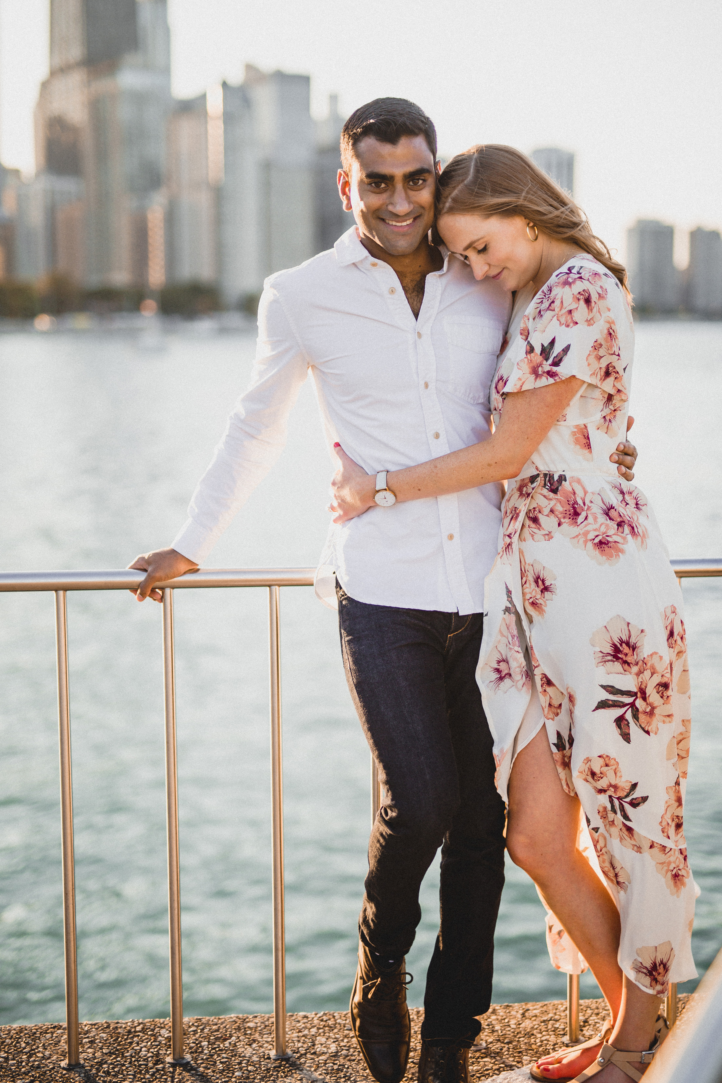 Aisle Society for Minted Skyline Engagement Session Rockland Rue (27)