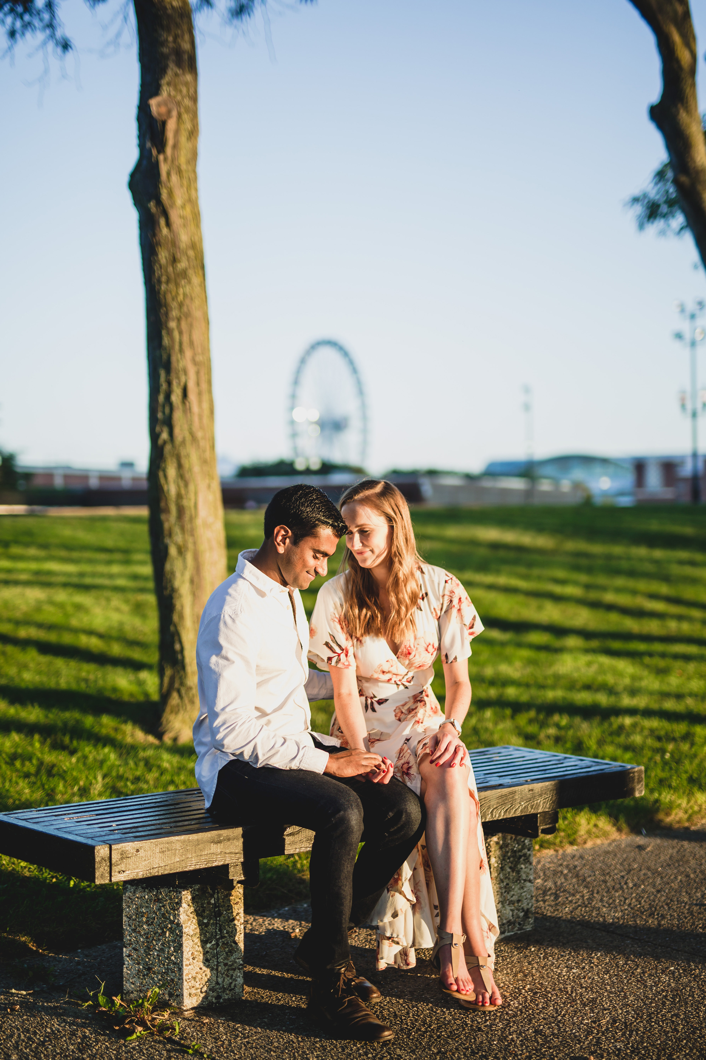 Aisle Society for Minted Skyline Engagement Session Rockland Rue (40)