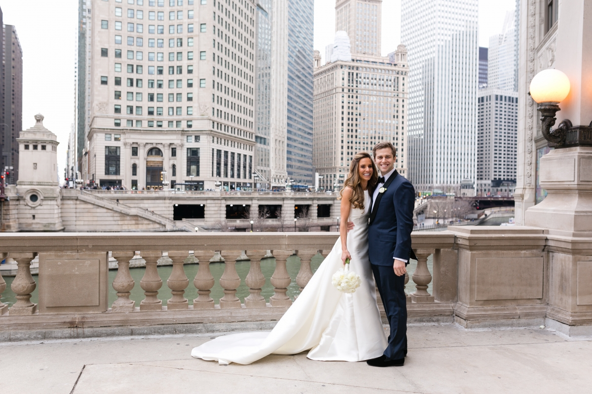 Elegant Chicago Wedding at the Murphy Emilia Jane 16