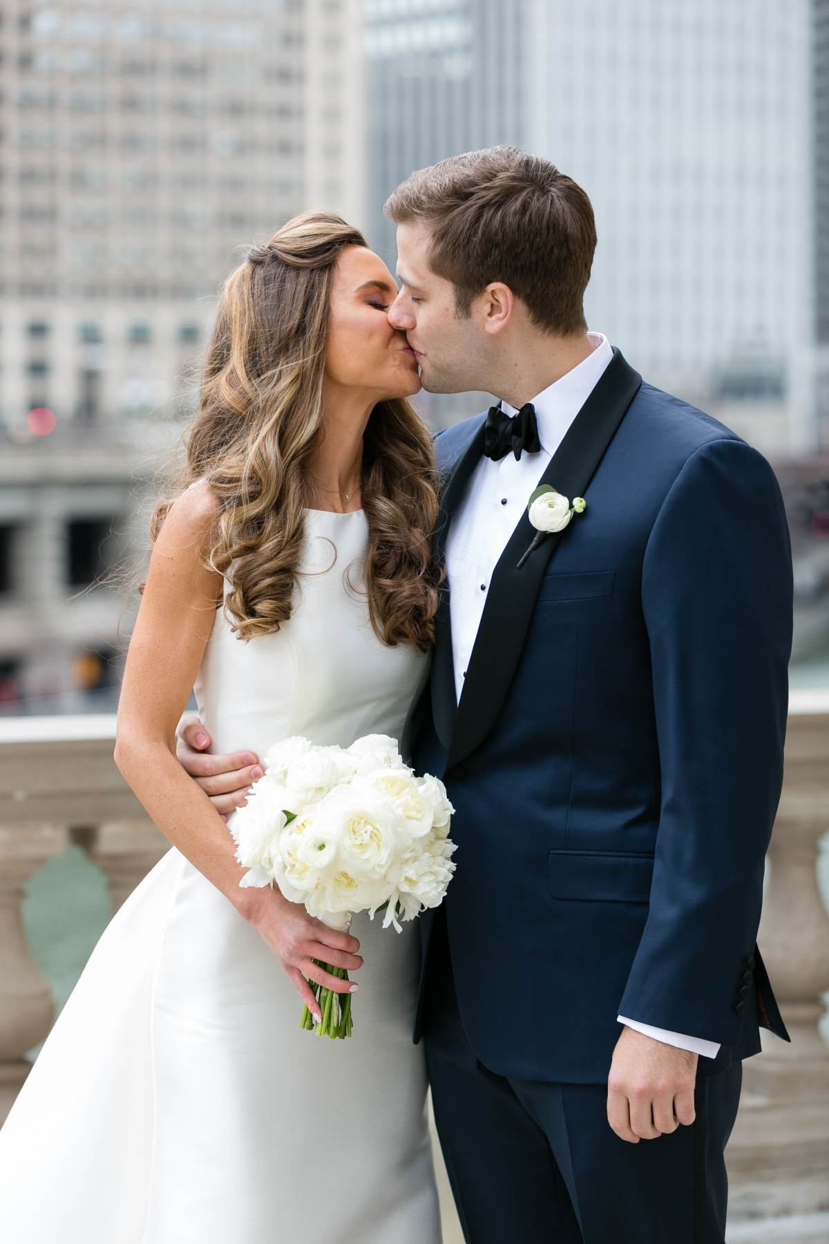 Elegant Chicago Wedding at the Murphy Emilia Jane 24