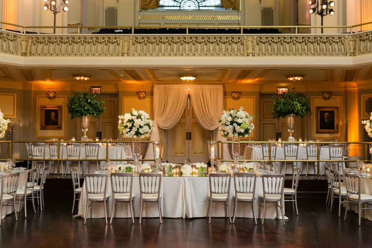 Elegant Chicago Wedding at the Murphy Emilia Jane 60