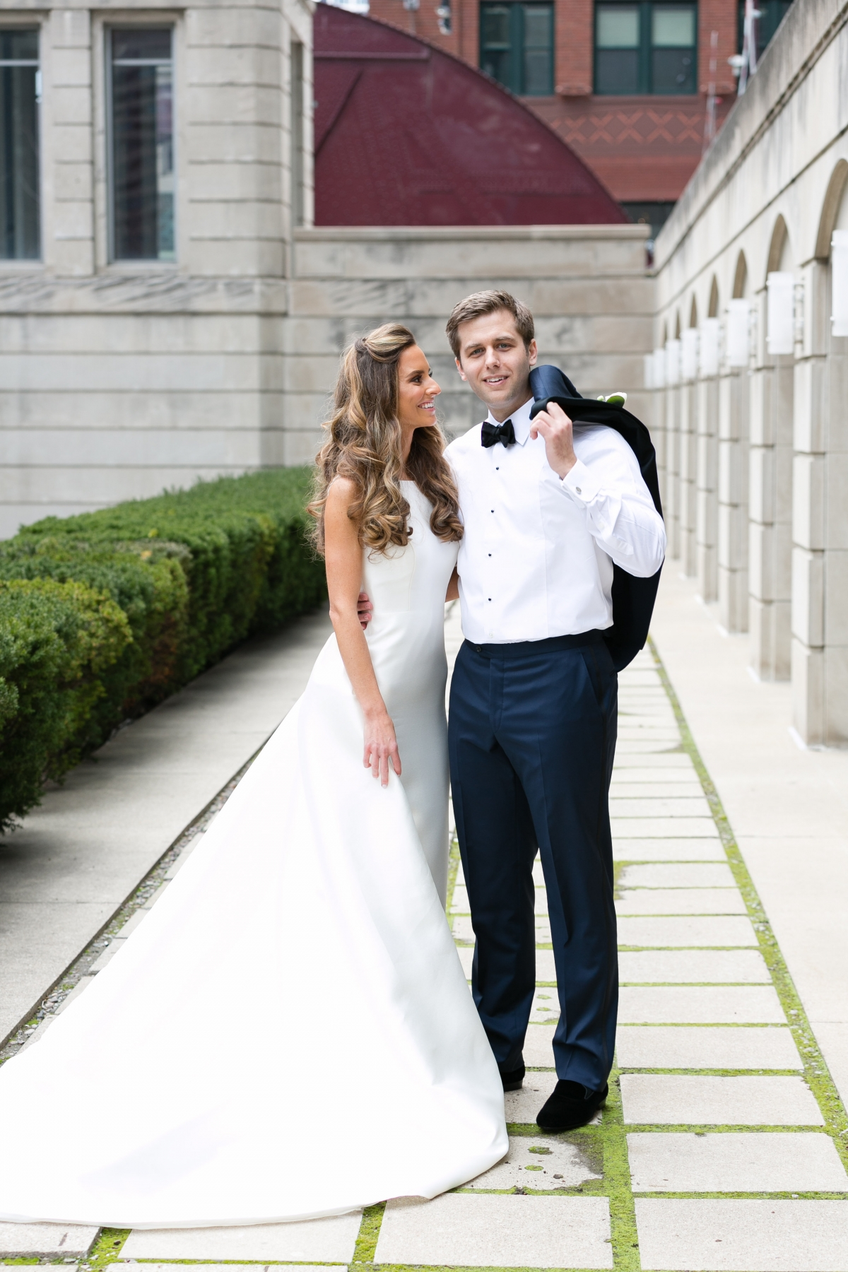 Elegant Chicago Wedding at the Murphy Emilia Jane 9