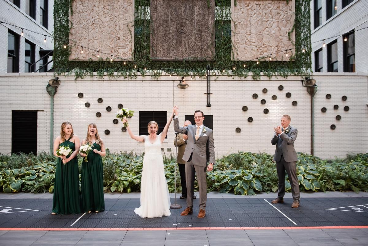 The National Chicago Wedding DeAnda Photography 91