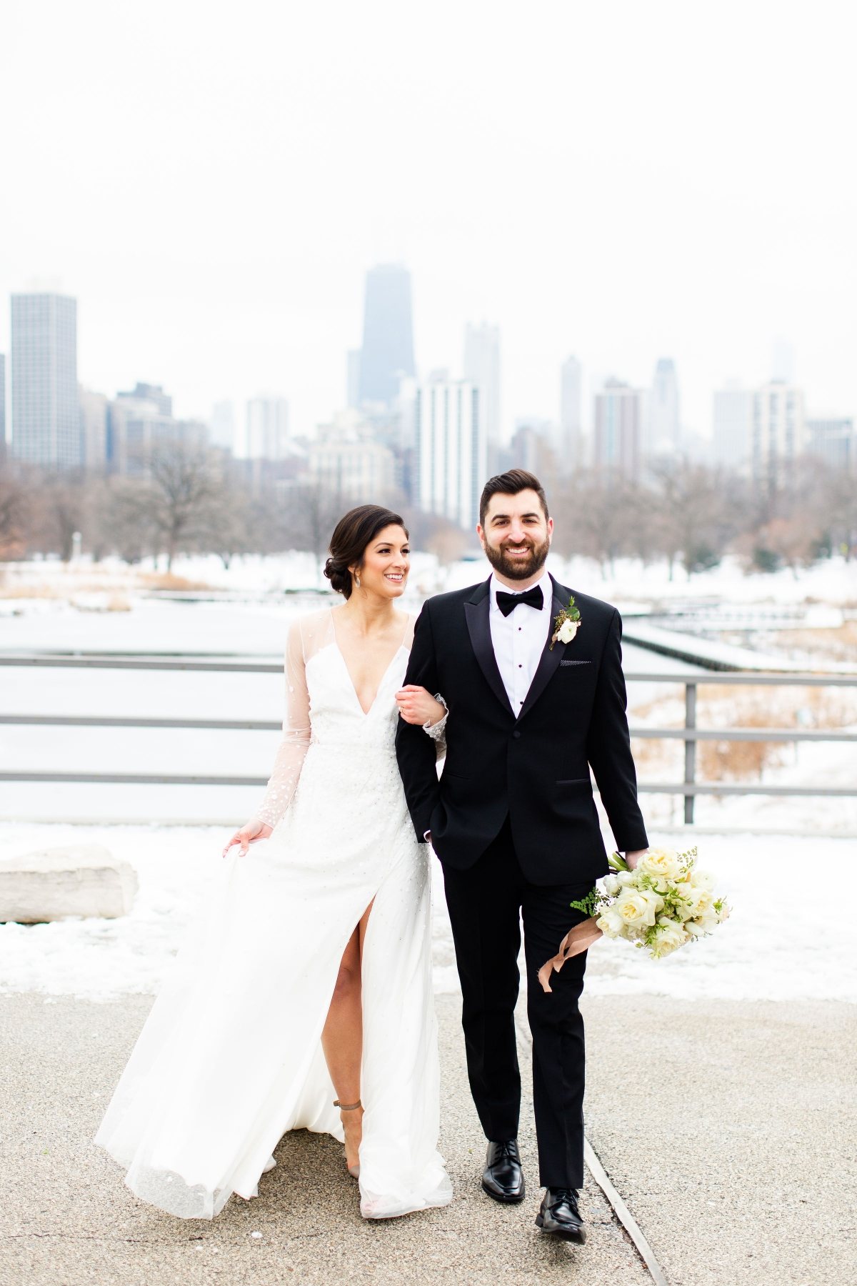 Chicago Winter Wedding Inspiration