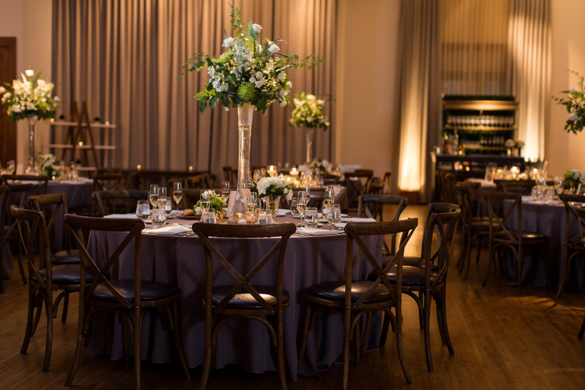 Classic Wedding Ivy Room Chicago
