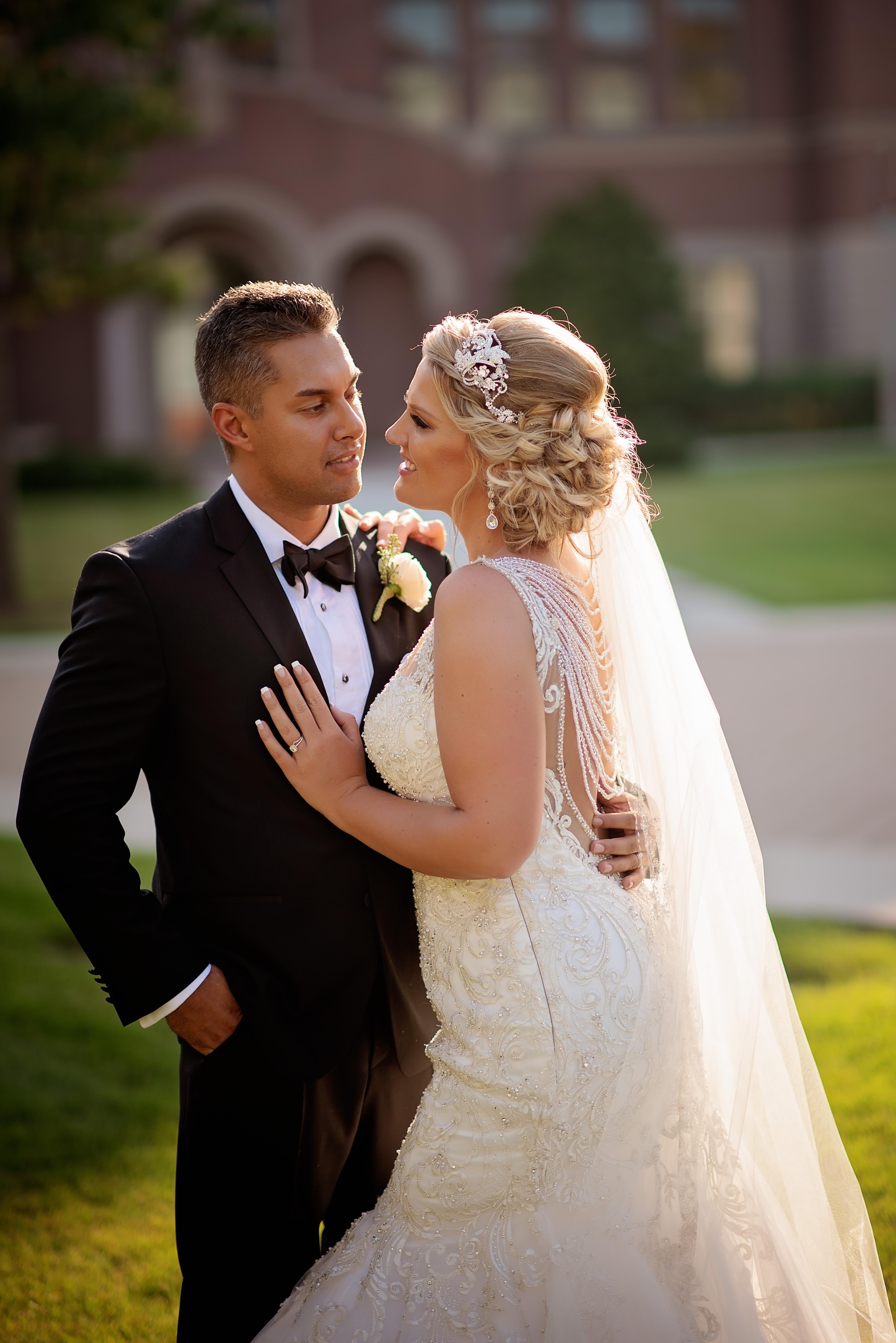 Loyola-wedding