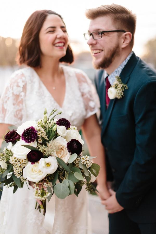 Wes Anderson Inspired Chicago Wedding Justine Bursoni