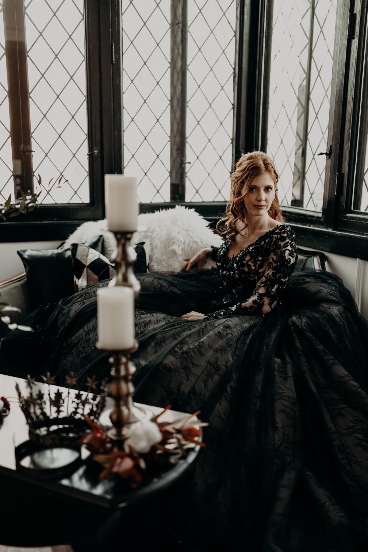 Game of Thrones Wedding Inspiration
