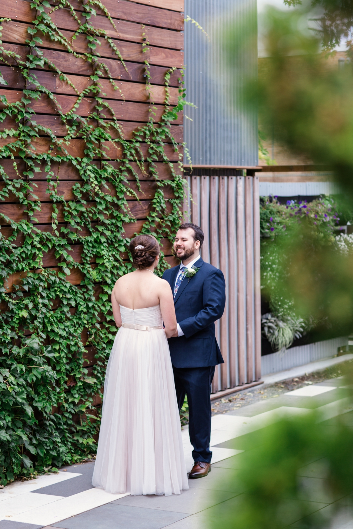 Chicago Fall Wedding at The Joinery
