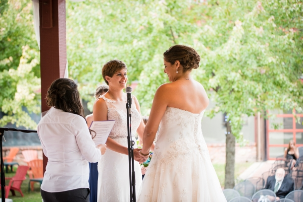Chicago Lesbian Wedding at the Roundhouse (27)