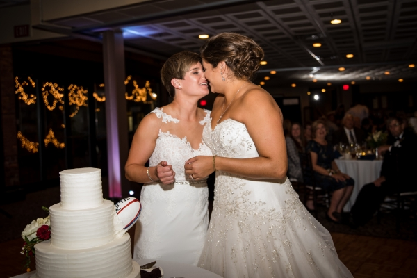 Chicago Lesbian Wedding at the Roundhouse (34)