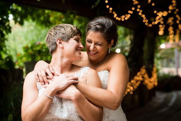 Chicago Lesbian Wedding at the Roundhouse (5)