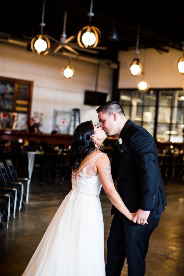 Revolution Brewing Wedding Ebby L Photography