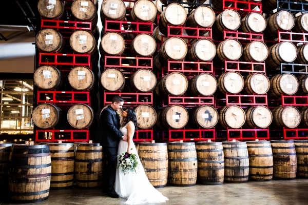 Revolution Brewing Wedding Ebby L Photography